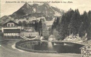 Schuetzenhaus 1909