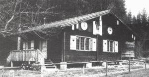 Schuetzenhaus Sonthofen 1920
